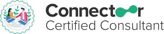 Badge Connectoor Certified Consultant